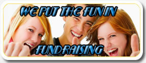 We put the fun in fundraising